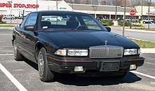 1991 Buick Regal Limited Coupe