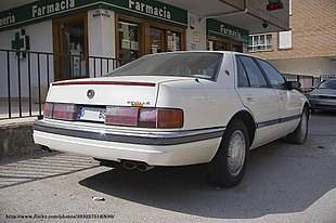 1992-1994 Cadillac Seville STS (6247228257).jpg