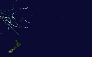 1993–94 South Pacific cyclone season cyclone season in the South Pacific ocean