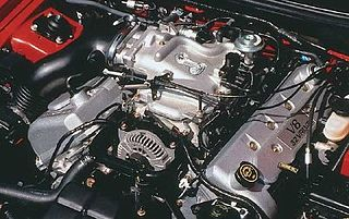 Ford Modular engine Engine family produced by Ford Motor Company