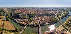 Béziers - Image: 1 Béziers 2016