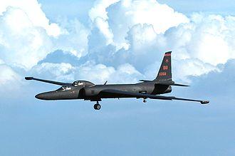 1st Reconnaissance Squadron - Image: 1st Reconnaissance Squadron Lockheed U 2R 80 1068