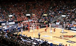 Webster Bank Arena - 2011 MAAC Tournament