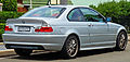 2001 BMW 330Ci (E46 MY2002) coupe (2010-12-10) 02.jpg