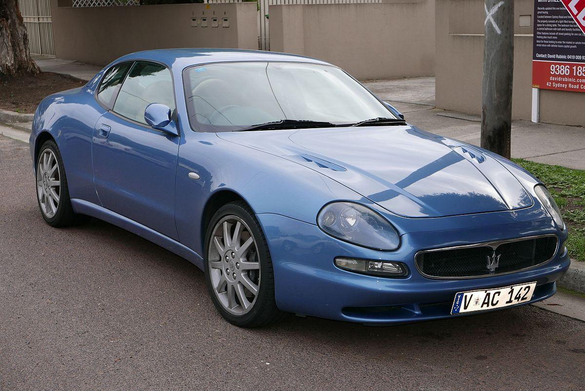 Maserati 3200 Gt Wikipedia