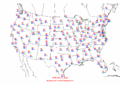 2002-12-01 Max-min Temperature Map NOAA.png