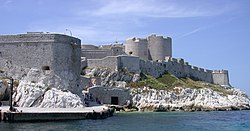 20030614-204 Marseille Château d'If From Ferry.jpg