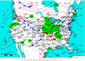 2005-02-20 Surface Weather Map NOAA.png