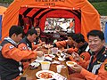 2008년 중앙119구조단 중국 쓰촨성 대지진 국제 출동(四川省 大地震, 사천성 대지진) IMG 1676.JPG