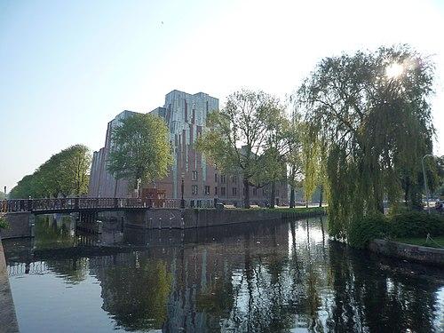 Stadsschouwburg Haarlem (1918), na de heropening in 2008. Foto: Sjaak Kempe.