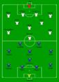 2009 French League Cup final - Girondins de Bordeaux vs Vannes OC Line-up.png
