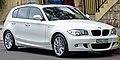 2010 BMW 118d (E87 MY10) 5-door hatchback (2011-01-13) 01.jpg