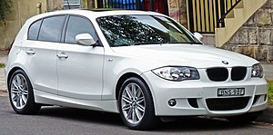 BMW 1 Series - E87 5-door hatchback