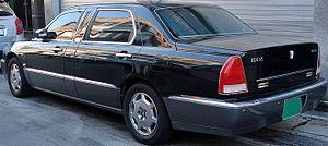 Hyundai Equus - 1st gen limousine model