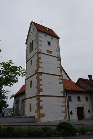 Orpund - Gotthouse Monastery Church in Orpund