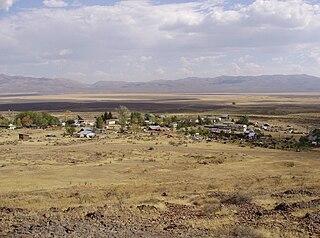 Tuscarora, Nevada Unincorporated community in Nevada, United States