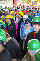 2013 Construction Day - Festive hardhats (8777577250).jpg