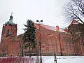 2013 Former Benedictine monastery in Płock - 02.jpg
