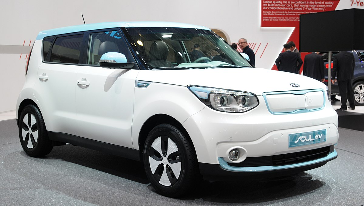 kia soul ev wikidata. Black Bedroom Furniture Sets. Home Design Ideas