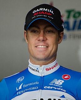 Tom Danielson American road bicycle racer