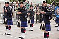2014 Police Week Pipe & Drum Competition (14005514399).jpg