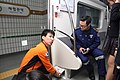 2015년 11월 서울특별시 동작구 보라매안전체험관 호주 소방관 Dominic Wong 방문 IMG 3922.JPG