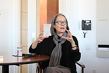 2016 LMU Common Book Author Ruth Ozeki (30909706656).jpg