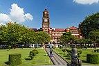 2016 Rangun, Dawny budynek Sądu Najwyższego (14).jpg