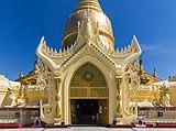 2016 Rangun, Pagoda Maha Wizaya (16).jpg