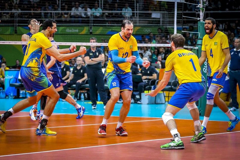 2016 Summer Olympics, Brazil v Italy, 21 August 2016 Final 03