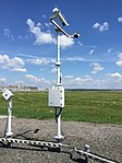 2017-06-06 10 49 16 Visibility sensor on the Automated Surface Observing System (ASOS) at Ronald Reagan Washington National Airport in Arlington County, Virginia.jpg