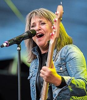 Suzi Quatro American rock musician