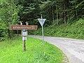 2018-08-11 (189) Fingerpost to Annaberger Haus at park area to Tirolerkogel, Annaberg, Austria.jpg