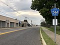2018-10-02 17 58 23 View north along Camden County Route 561 (Haddon Avenue) just north of Camden County Route 603 (Ferry Avenue) in Camden, Camden County, New Jersey.jpg
