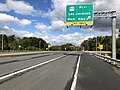 2018-10-29 13 40 56 View north along Virginia State Route 286 (Fairfax County Parkway) at the exit for U.S. Route 50 WEST-Lee Jackson Memorial Highway in Fair Oaks, Fairfax County, Virginia.jpg