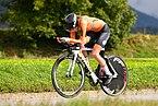 20180924 UCI Road World Championships Innsbruck Women Juniors ITT Rosemarijn Ammerlaan (NED) DSC 7702.jpg