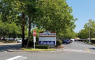 Overlake, Washington neighborhood in vicinity of eastern Bellevue and southern Redmond, Washington