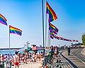2019.06.13 Hilton Beach at Tel Aviv Pride, Tel Aviv Israel 1640020 (48086969316).jpg