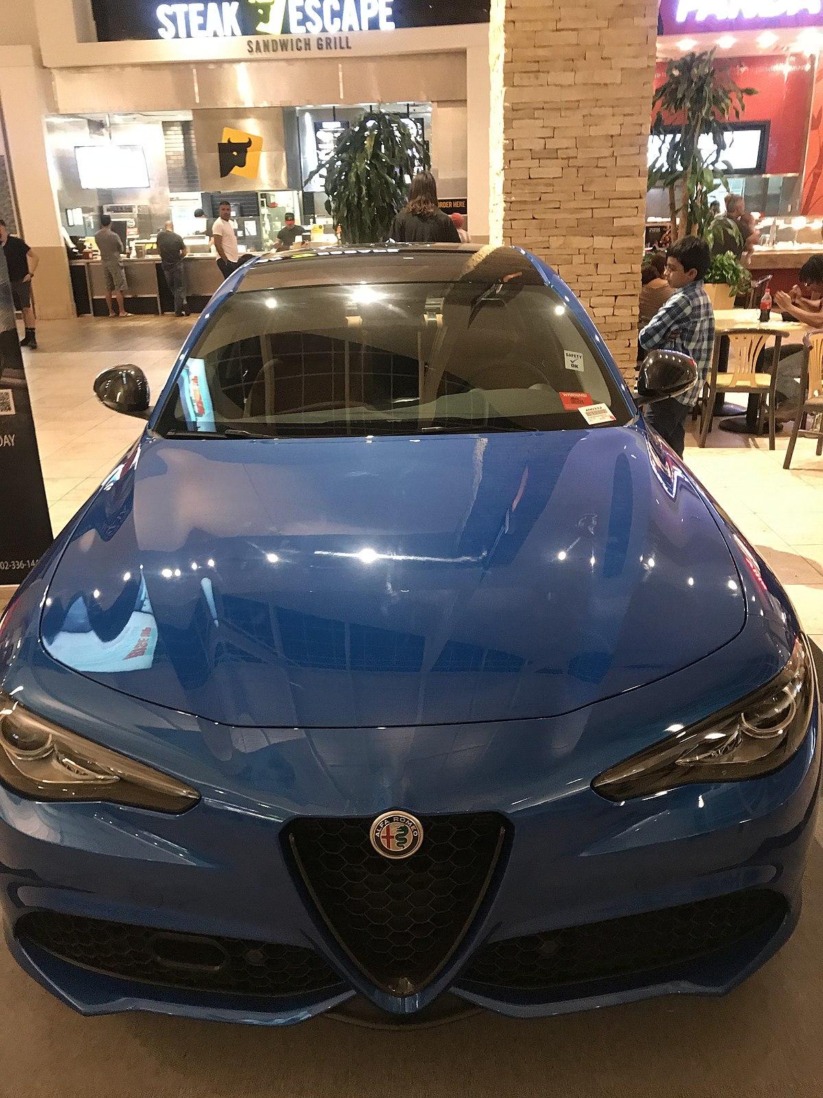 Alfa Romeo Giulia (952)