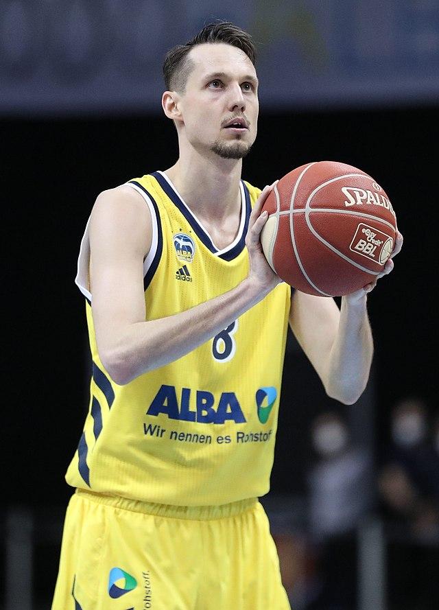 Marcus Eriksson (basketball) - Wikiwand