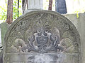 251012 Detail of tombstones at Jewish Cemetery in Warsaw - 22.jpg