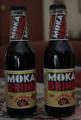 2 bottiglie Gassosa al caffè MokaDrink di SilaDrink (dicembre 2011).png