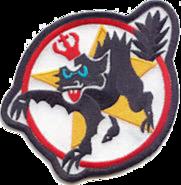 308th Fighter Squadron - World War II - Emblem