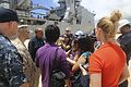 31st MEU, USS Ashland deliver relief supplies in Saipan 150808-M-WM612-347.jpg