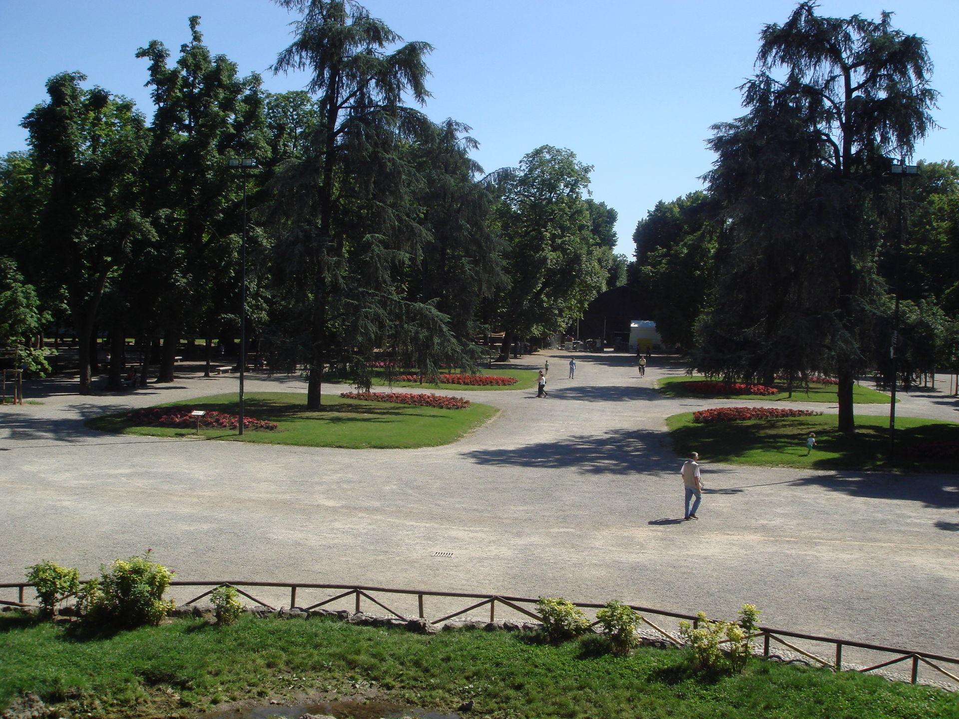 Giardini pubblici indro montanelli milan wikimedia commons - Giardini di montagna foto ...