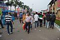 40th International Kolkata Book Fair - Milan Mela Complex - Kolkata 2016-02-02 0600.JPG