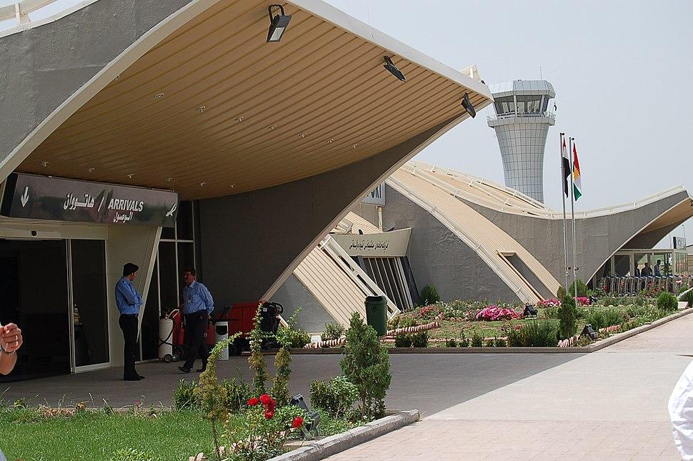 44929 The Sulayamaniyah International Airport in 2007