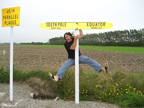 45th parallel south Wikiwand