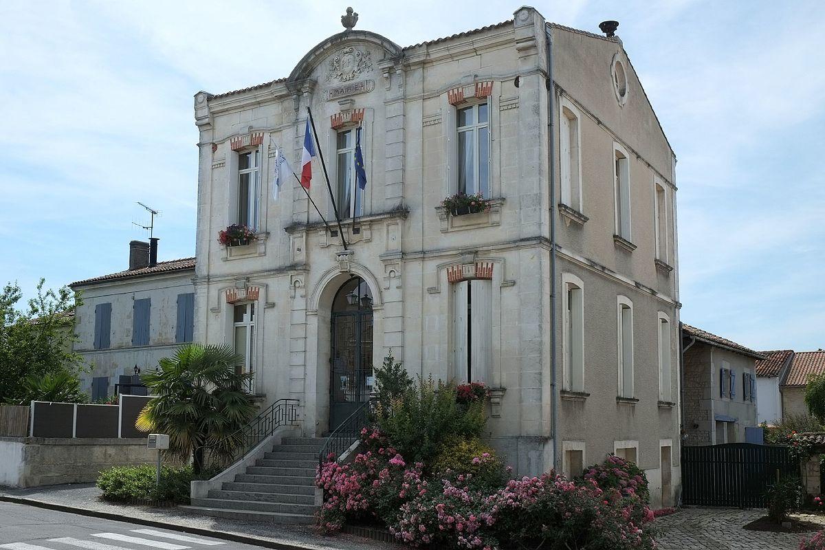 SaintGeorgesduBois (CharenteMaritime) — Wikipédia ~ Code Postal De La Ville Du Bois