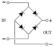 https://upload.wikimedia.org/wikipedia/commons/thumb/1/13/4_diodes_bridge_rectifier.jpg/220px-4_diodes_bridge_rectifier.jpg